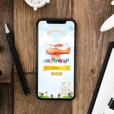 Eccentric Mobile App Development Portfolio - Jumpy Planes