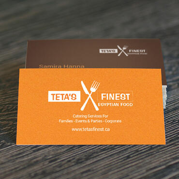 Eccentric Graphic Design Portfolio -  Teta's Finest