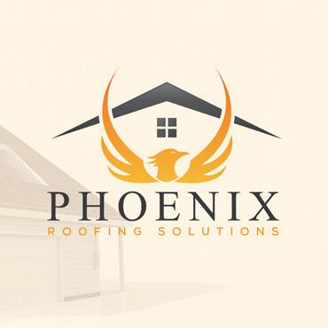 Eccentric Logo Design Portfolio - Phoenix Roofing Solutions